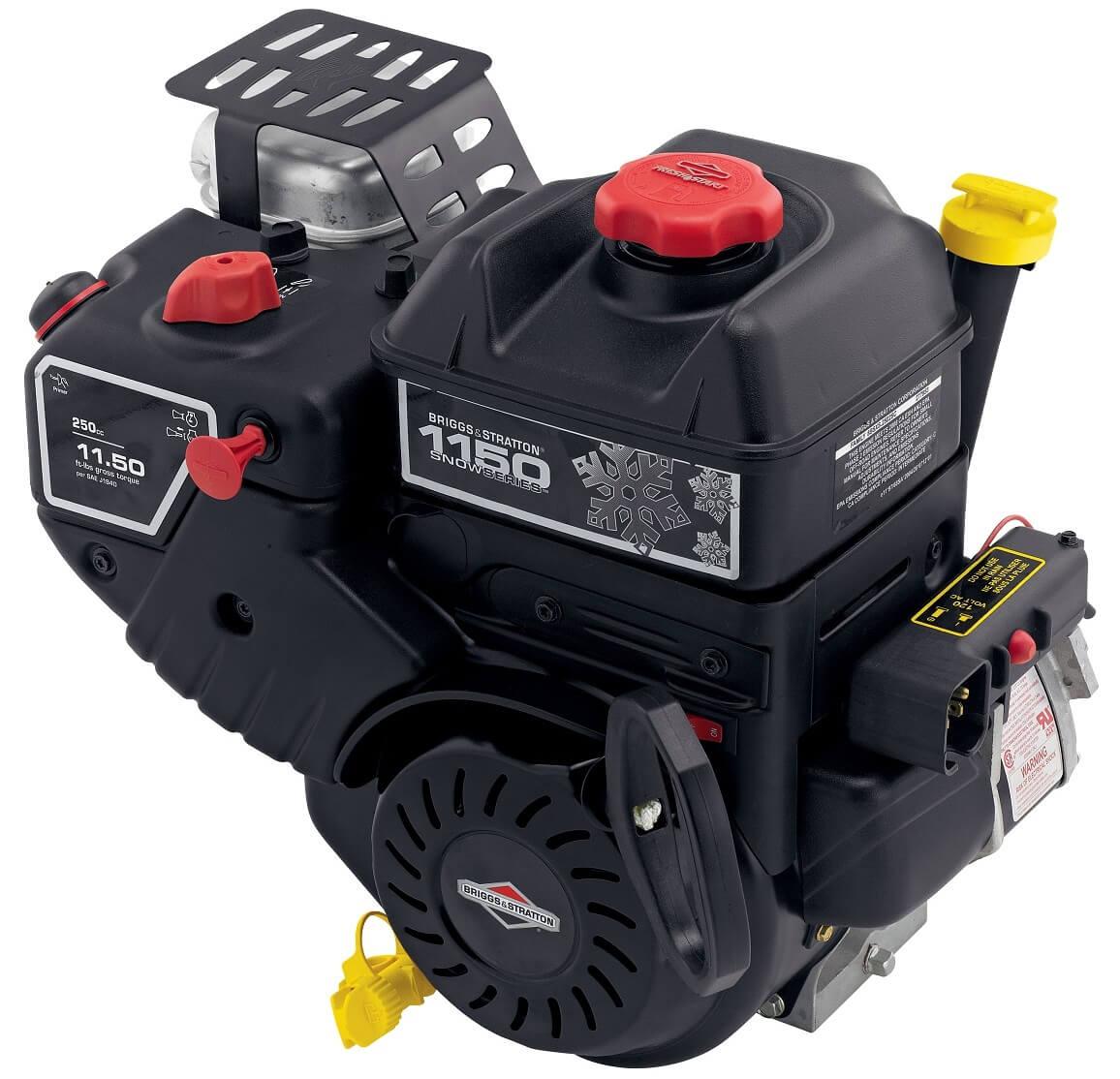 Двигатель B&S 1150 Snow Series