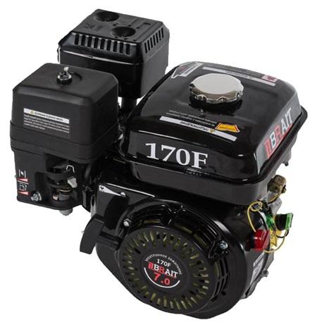 Двигатель Brait 170F для мотоблока Брайт
