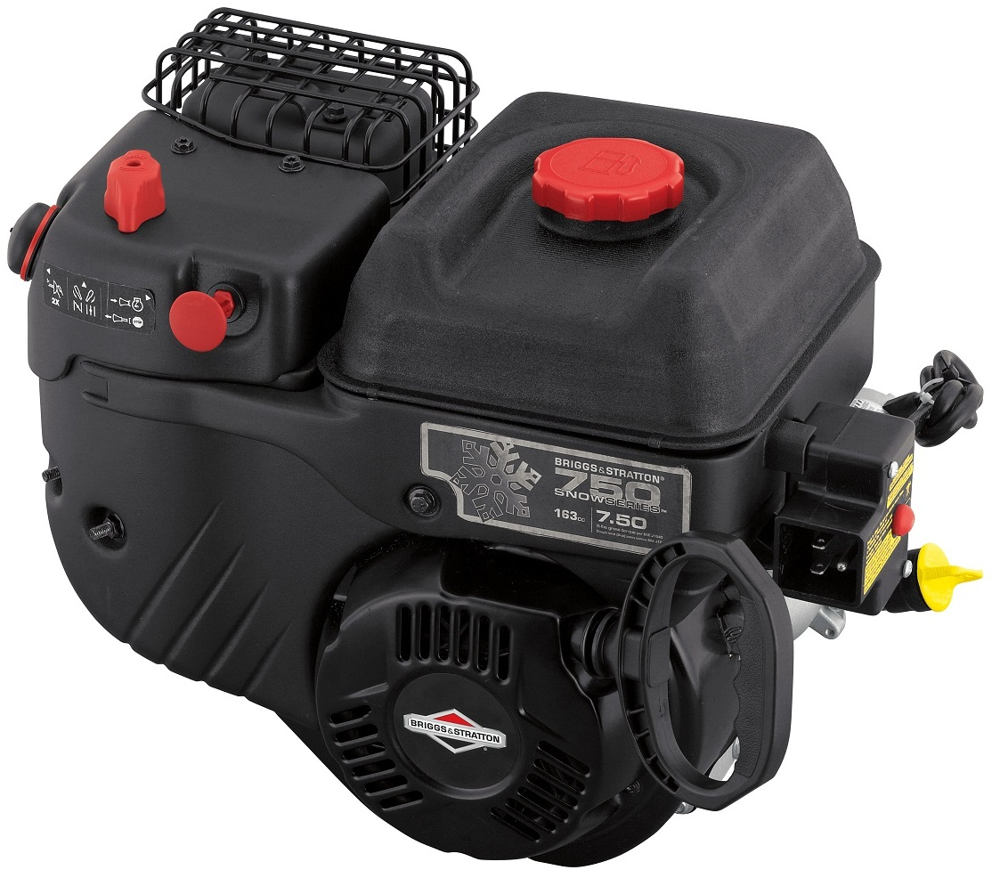 Двигатель Briggs & Stratton 750 Snow Series