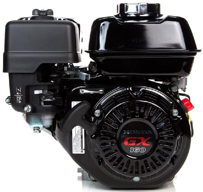 Двигатель Honda GX160 для мотоблока Caiman