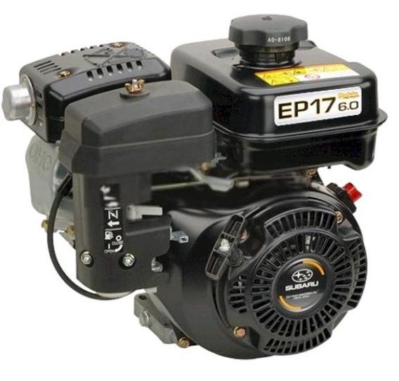 Двигатель Robin Subaru EP17