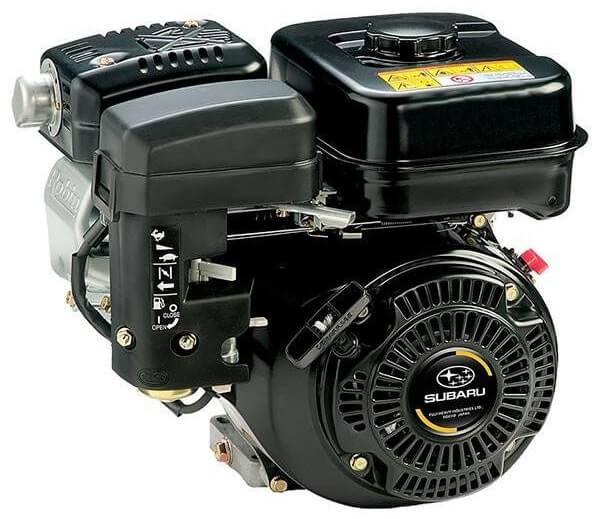 Двигатель Subaru EP21 OHC