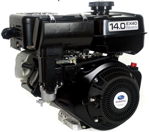 Двигатель Subaru EX40D