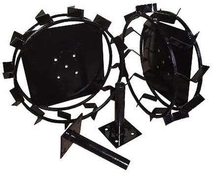 Грунтозацепы 390 мм мотоблок Lander