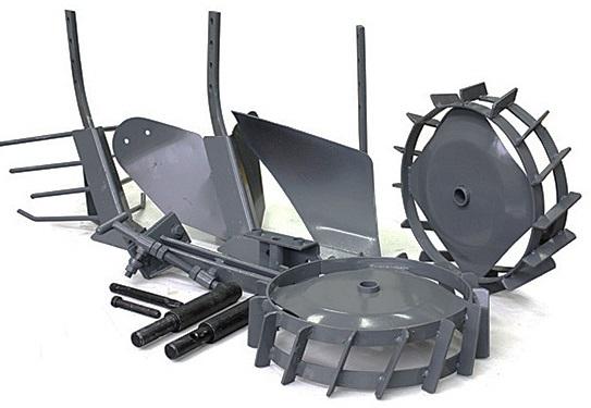 Комплект навесного оборудования для Caiman Vario