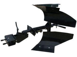 Оборотный плуг для мотоблока Рысь