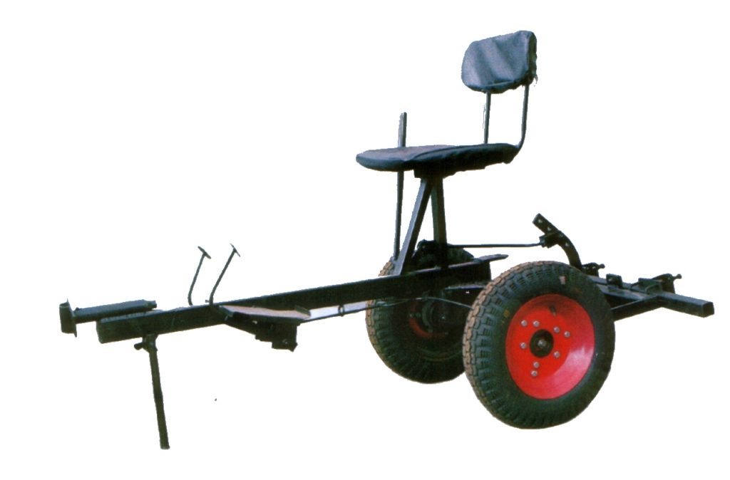 "Прицеп для навесного оборудования пно-1 ""Адаптер-1"