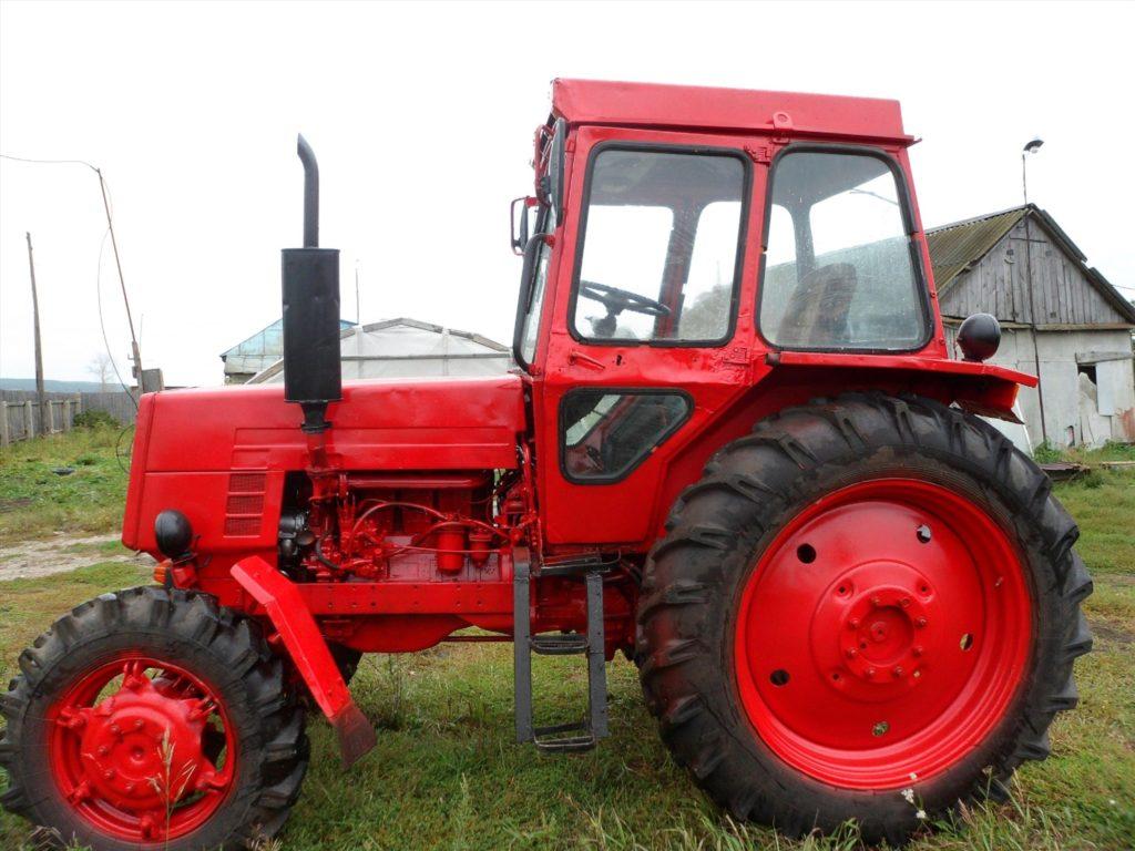Трактор лтз 55 отзывы владельцев