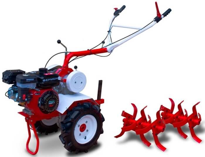Мотоблок Greenfield МБ-6,5Т Фермер