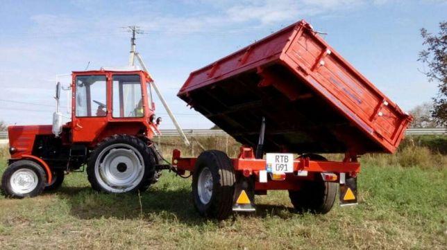 Регистрация трактора с прицепом