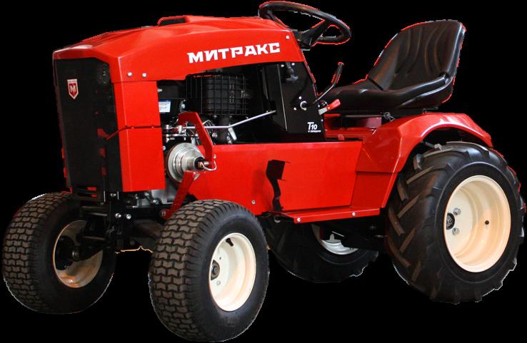 Минитрактор Митракс Т10