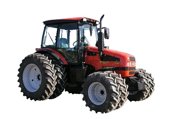 Обзор мощного проходимого трактора Беларусь МТЗ-1523. Описание модели, особенности, видео работы