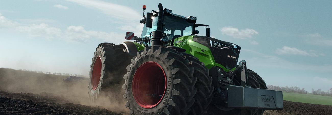Трактора Fendt -высокая мощность и низкий расход топлива. Обзор популярных моделей, видео работы