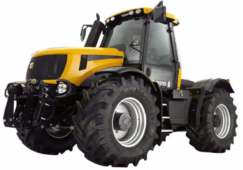 Обзор тракторов JCB (Джисиби). Безопасность и надежность от британского производителя