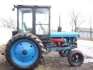 Трактор Т-28 4X