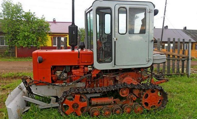 Traktor-T-70