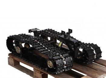 Гусеничные модули к мотоблокам