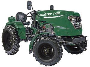 Файтер T22