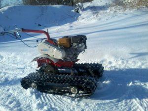 Снегоход СП-МБ-Ф
