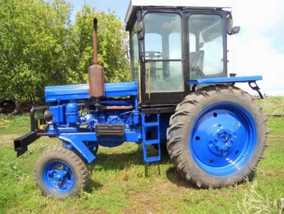 Трактор Т-28. Обзор, характеристики, особенности применения и эксплуатации