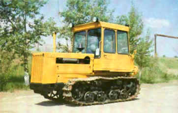 Трактор Т-90