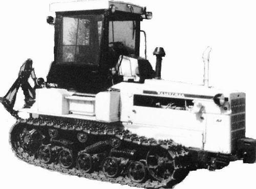 Трактор Т-95