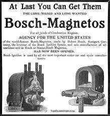 Магнето Bosch