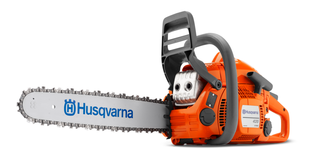 Бензопила Husqvarna 435.