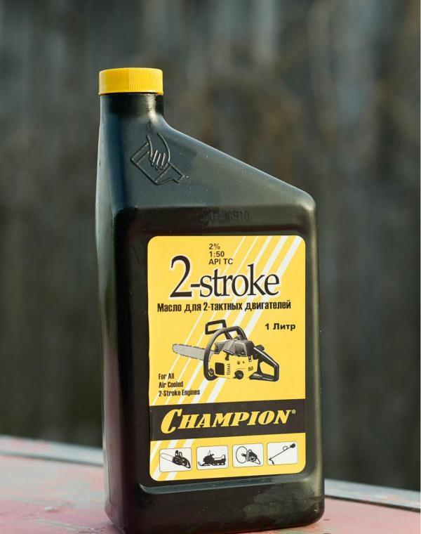 Масло Champion