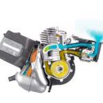 Система двигателя X-Torq