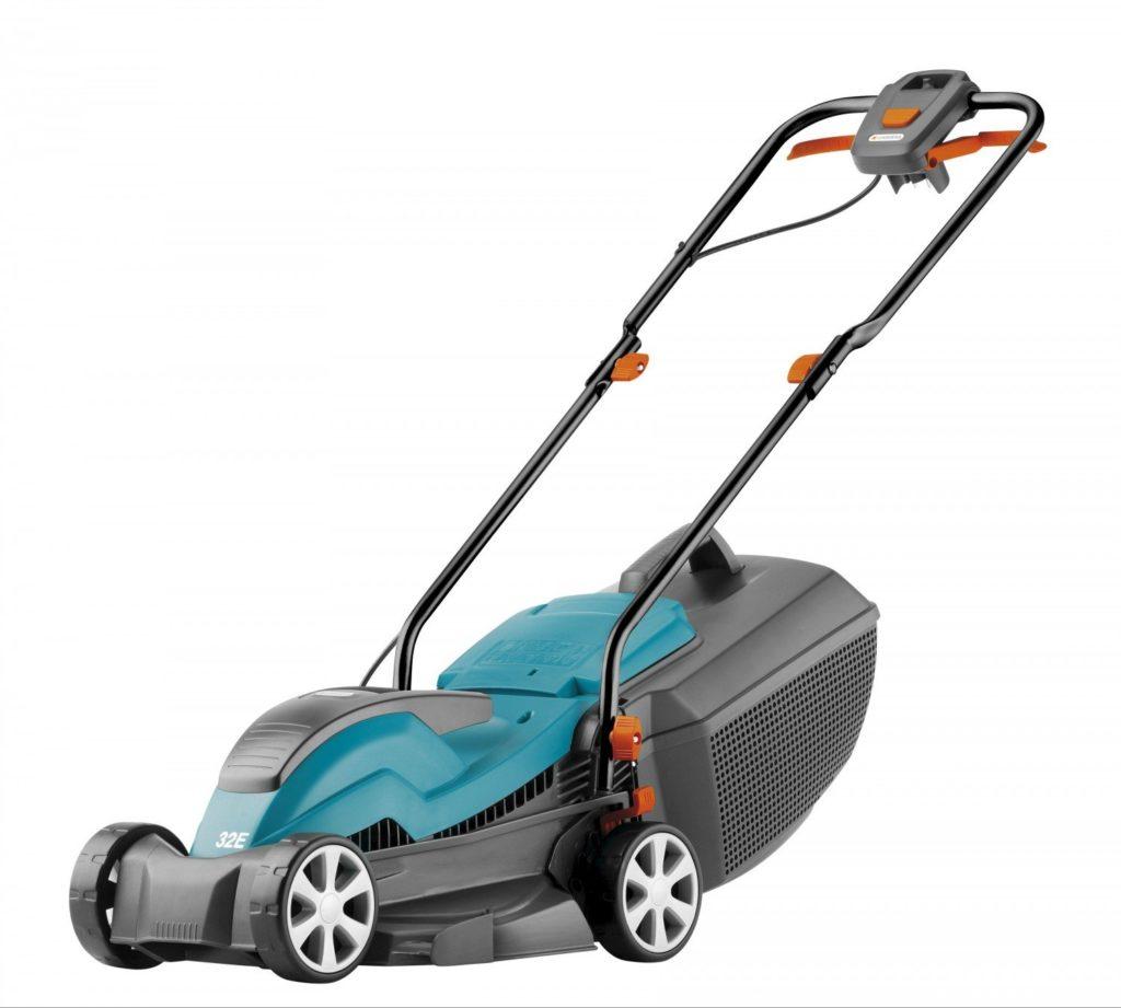 газонокосилка электрическая Gardena Power Max 32
