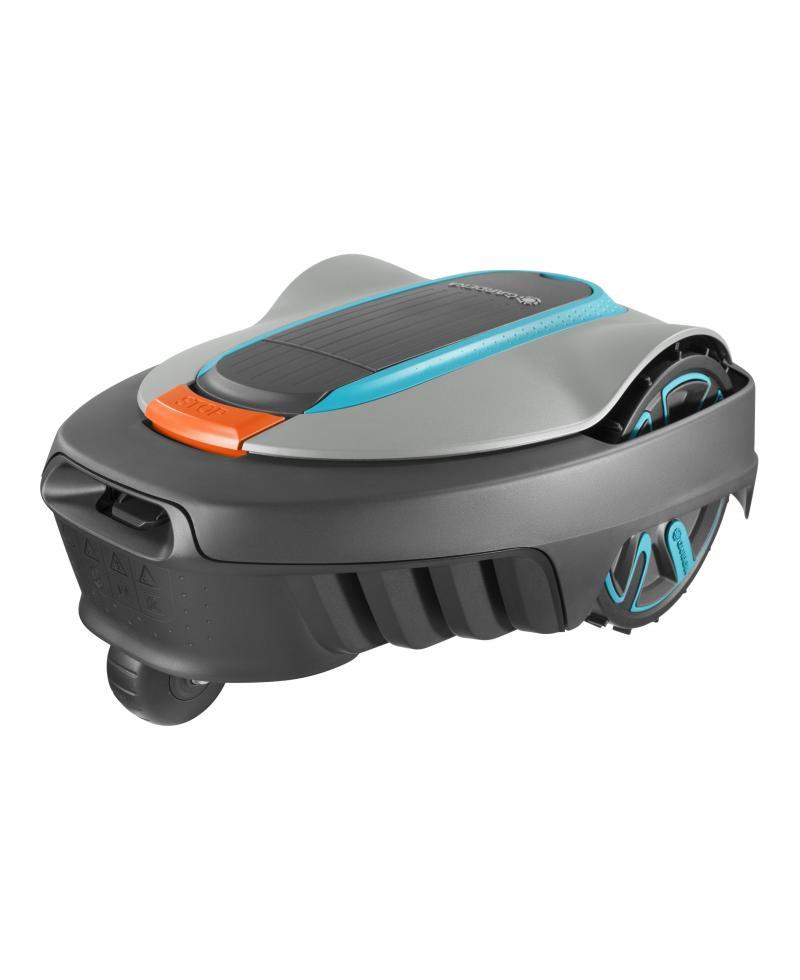 Роботы-газонокосилки бренда GARDENA. Технические характеристики и правила эксплуатации