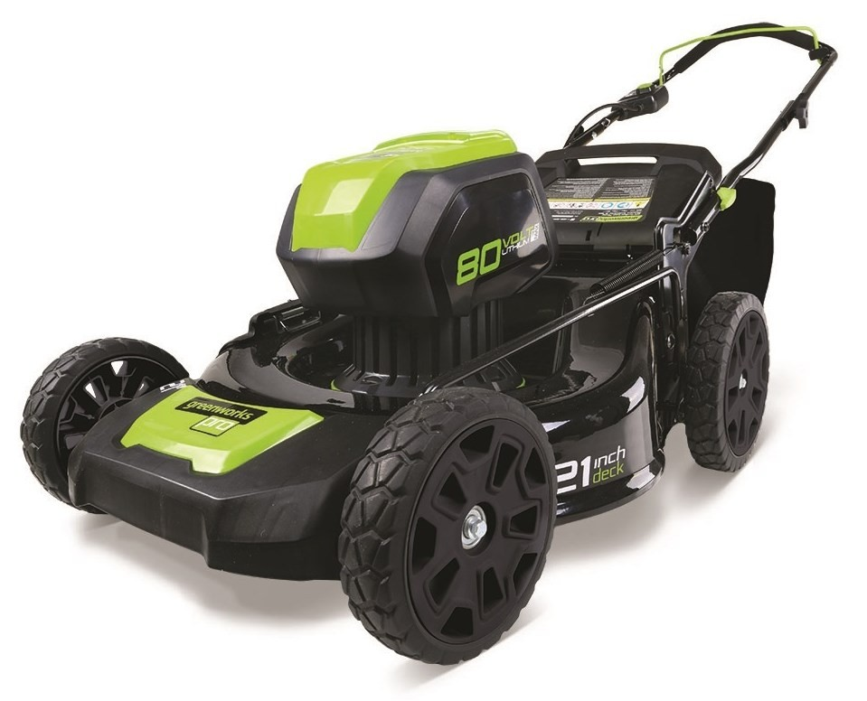 Газонокосилка Greenworks GD80LM51SP