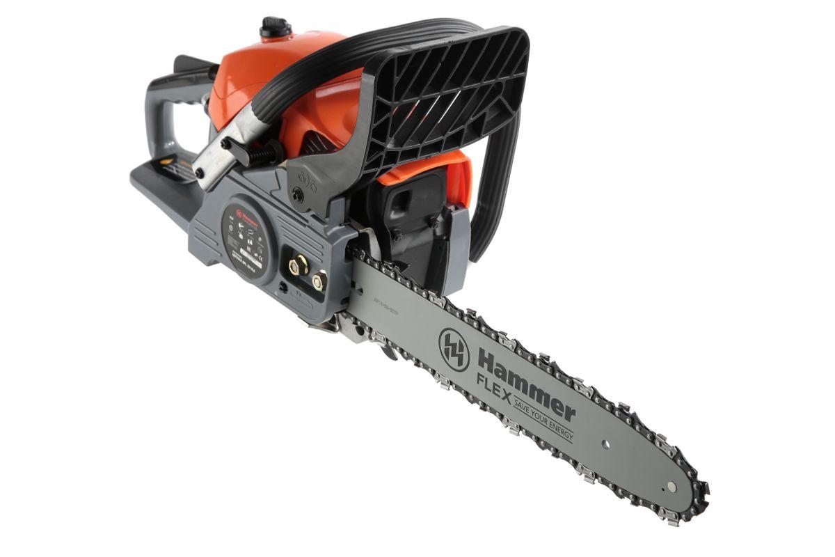 Бензопила Hammer flex bpl3814 le