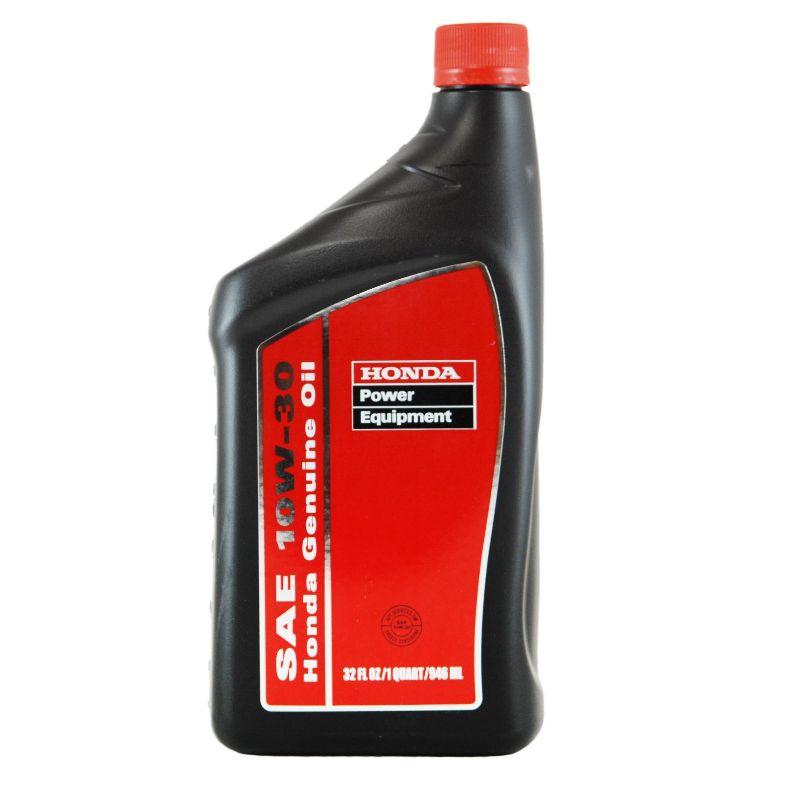Honda OEM SAE 10W-30 Motor Oil
