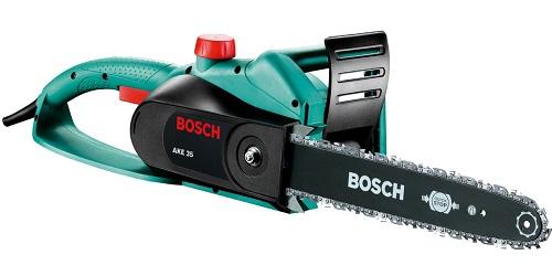 Цепная электропила Bosch AKE 35