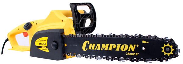 Электропила Champion-118