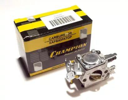 Карбюратор для бензопилы Сhampion-125т