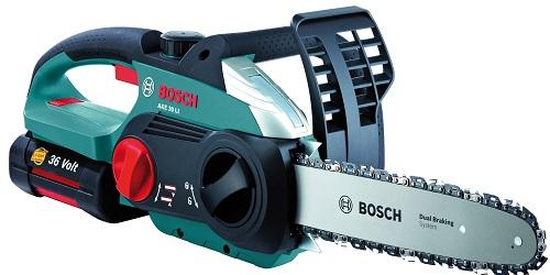 Аккумуляторная пила Bosch AKE 30 LI