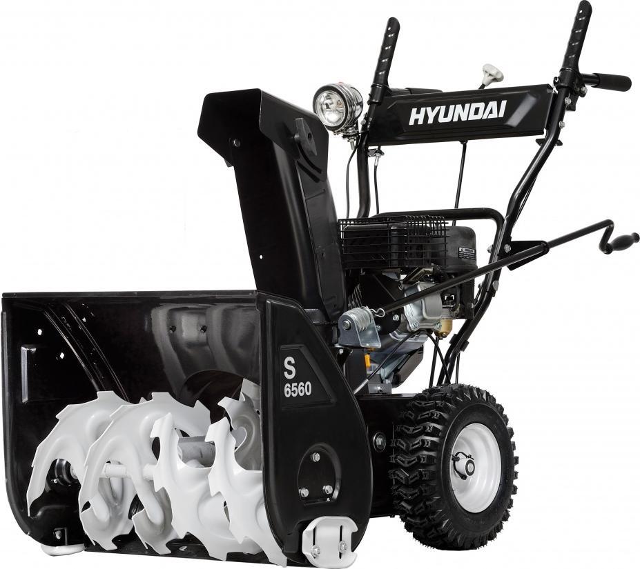 Снегоуборщики Hyundai. Технические характеристики и правила эксплуатации