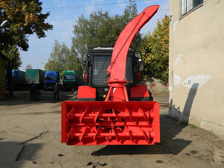 Шнекороторный снегоочиститель ШРК 2.0