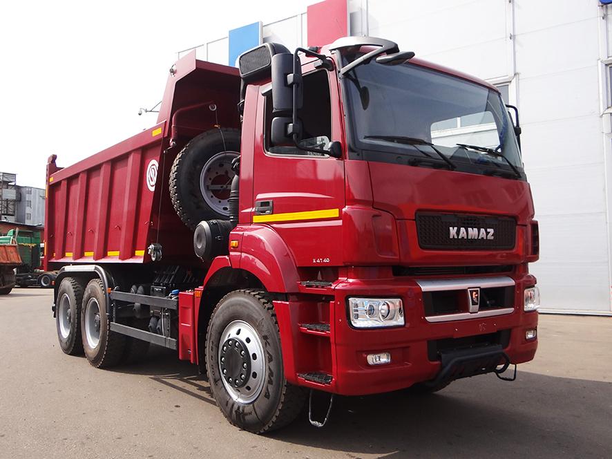 Камаз 65801. Технические характеристики автомобиля: двигатель, сцепление, тормоза