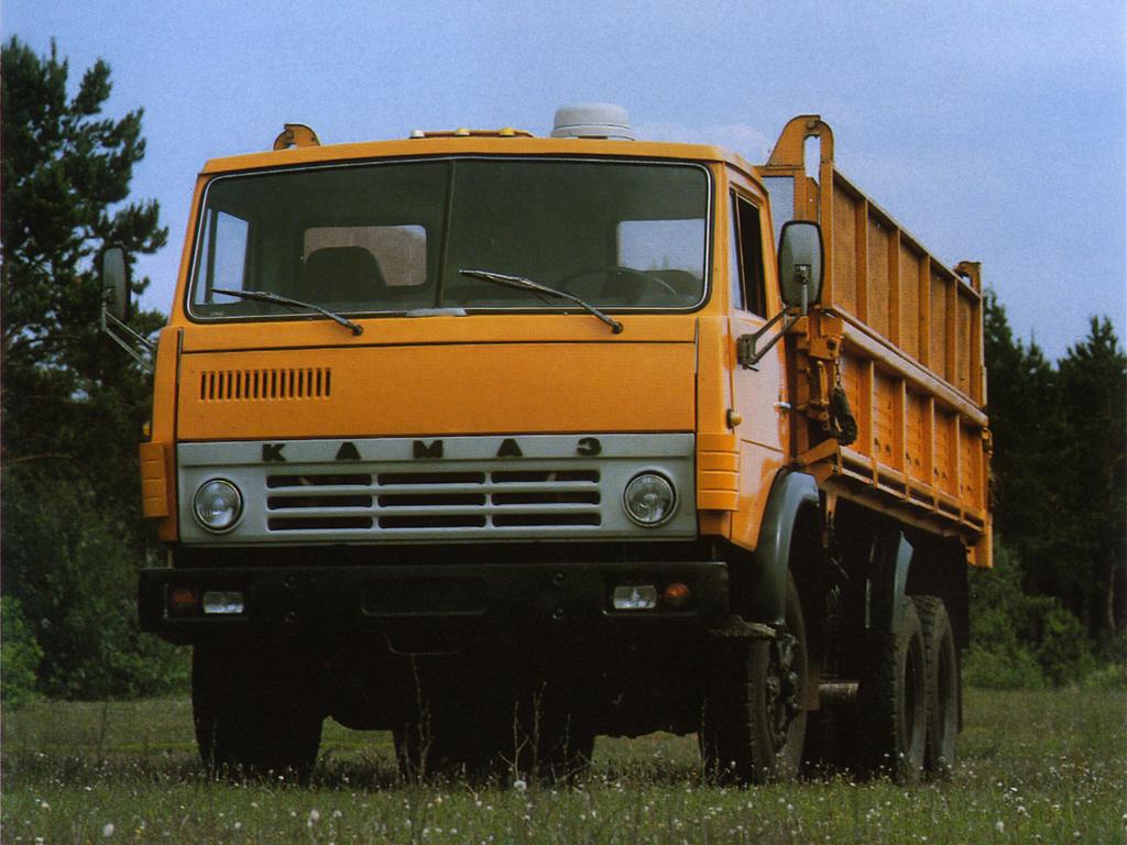 КамАЗ-55102. Габариты и технические характеристики. Силовой агрегат и расход топлива
